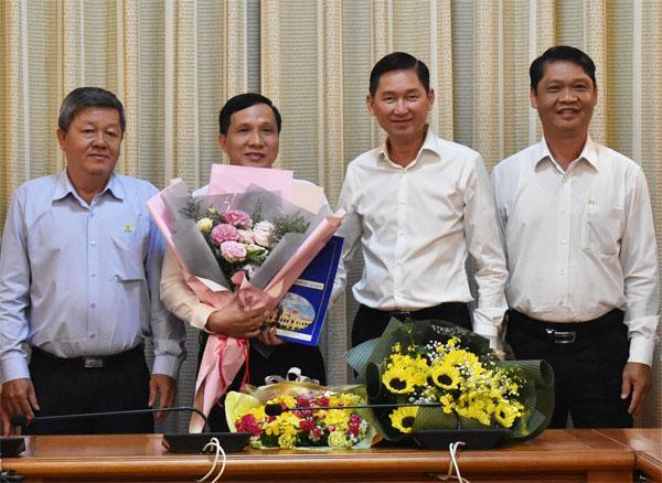 TP Hồ Chí Minh bổ nhiệm nhân sự một số đơn vị