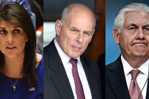 Âm mưu 'đảo chính' trong Nhà Trắng - Cựu Đại sứ Mỹ tại Liên Hợp Quốc xuất bản hồi ký mô tả Nhà Trắng 'rối ren và hỗn loạn'