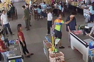 Thượng úy công an tát người bán hàng không phải con PGĐ công an Thái Nguyên