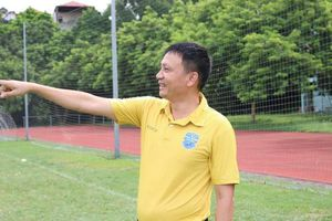 Cựu danh thủ ấp ủ mơ ước xây dựng đội bóng dự V-League