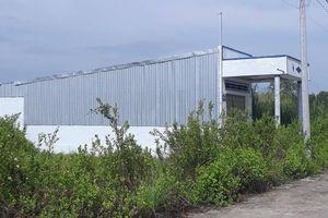 Cà Mau: Xây dựng khu tái định cư nhưng... cấp nền cho cán bộ