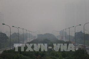 Chất lượng không khí ở Hà Nội lại diễn biến theo chiều hướng xấu