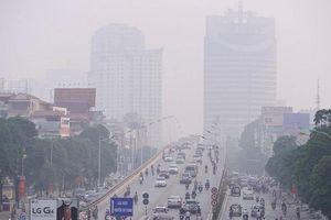Cảnh báo: Không khí Hà Nội ô nhiễm nhất vào sáng sớm
