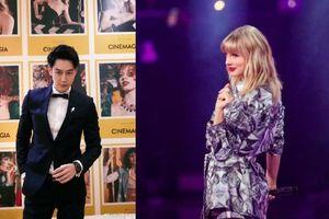 MC Trần Chính Phi lên tiếng xin lỗi vì không chịu được áp lực từ cư dân mạng và fans của Taylor Swift
