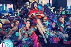 Thanh Hằng hóa nữ hoàng đầy ấn tượng trong BST mới của Vũ Ngọc và Son