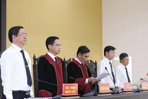 Trần Trọng Luận bị tuyên án tử hình