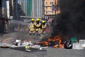 Trung Quốc: Ngăn chặn bạo lực là điều quan trọng nhất với Hong Kong