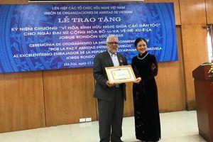 Luôn là đại sứ đưa hình ảnh đất nước, con người Việt Nam đến với thế giới