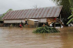 Đắk Lắk tan hoang do mưa lũ sau bão số 6