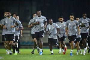 Tập ít, di chuyển nhiều, UAE muốn 'giấu bài' trước đội tuyển Việt Nam?