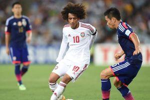 Đội hình UAE có 'Messi châu Á' và 'hung thần' của ĐTVN