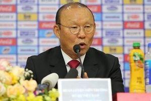 Tấm lòng thầy Park và tham vọng World Cup