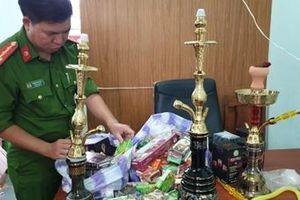Đầu mối lớn cung cấp shisha cho vũ trường , quán bar tại Đà Nẵng