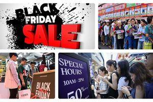 Chưa hết 'Ngày độc thân', chuẩn bị đến đợt mua sắm giá rẻ Black Friday