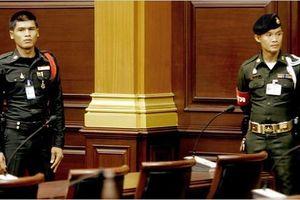 Xả xúng tại tòa án Thái Lan khiến 2 người chết và 3 người bị thương