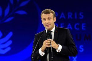 Pháp khai mạc Diễn đàn Paris vì Hòa bình lần thứ 2