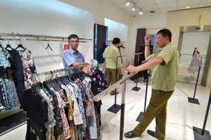 Nghi vấn hàng Trung Quốc, Quản lý thị trường tạm giữ hơn 9.000 sản phẩm SEVEN.Am