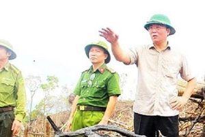 Ông Lê Trí Thanh được bầu làm phó bí thư Tỉnh ủy Quảng Nam