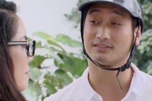 'Hoa hồng trên ngực trái' tập 29: Bảo vệ Khuê nhưng Thái đau thấu tim khi bị nói: 'Anh ly dị rồi'
