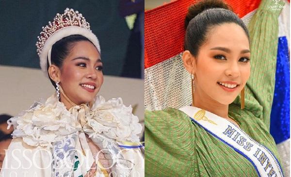 Nữ dược sĩ Thái Lan đăng quang Hoa hậu Quốc tế 2019