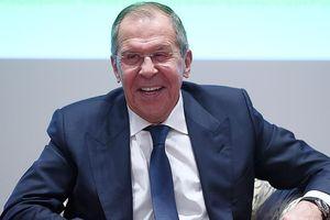 Ngoại trưởng Nga trả lời hài hước về cuộc bầu cử năm 2020 tại Mỹ