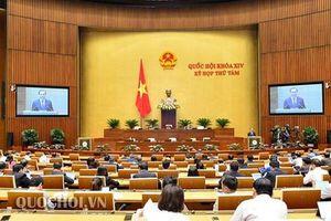 Kỳ họp thứ 8, Quốc hội khóa XIV: Nhiều quy định về môi trường, thiên tai, xây dựng sẽ được điều chỉnh