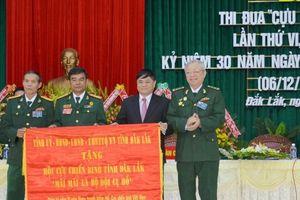 Đắk Lắk: Đại hội thi đua 'Cựu chiến binh gương mẫu' lần thứ VI