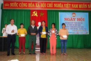 Quảng Nam: Chủ tịch Mặt trận tỉnh dự Ngày hội Đại đoàn kết tại KDC An Phú
