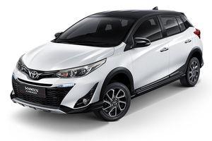 Toyota Yaris Cross ra mắt thị trường Thái Lan với nhiều nâng cấp