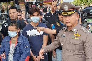 2 người Việt bị bắt vì móc túi khách du lịch ở Thái Lan