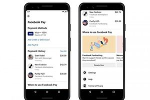 Facebook ra mắt Facebook Pay