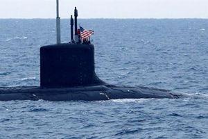 Siêu tàu ngầm Columbia Mỹ dùng nguyên lý đẩy tương tự Kilo