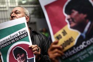 Nỗi lo khoảng trống quyền lực ở Bolivia