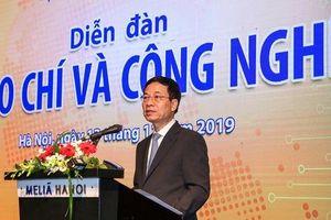 Bộ trưởng Nguyễn Mạnh Hùng: Nhiều cơ quan báo chí đã lỗi hẹn với công nghệ