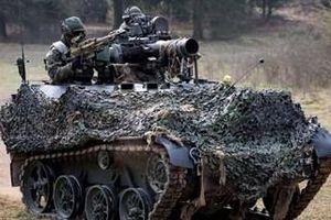 Quân đội Đức nâng cấp xe chiến đấu đổ bộ đường không nhỏ nhất thế giới