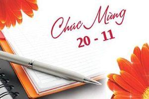 Tổ chức họp mặt ngày 20-11 trang trọng, tiết kiệm