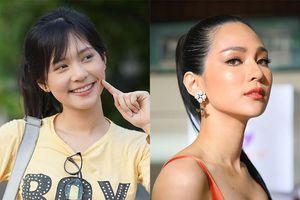 Nhan sắc từ thời niềng răng đến tân Hoa hậu Quốc tế của người đẹp Thái Lan