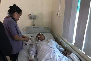 Vụ cụ ông 80 tuổi bị tài xế xe ôm đánh nhập viện: Chuyển hồ sơ lên Công an quận Ba Đình