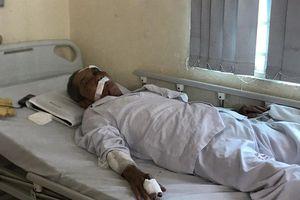 Vụ cụ ông 80 tuổi bị xe ôm hành hung: Bất ngờ lời khai của nghi phạm