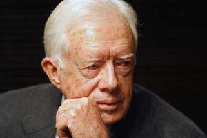 Cựu tổng thống Mỹ Jimmy Carter phục hồi sau ca phẫu thuật não