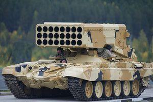 Hệ thống hỏa lực hạng nặng TOS-2 sẽ sớm xuất hiện trong quân đội Nga