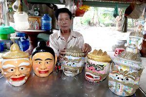 Người giữ hồn văn hóa dân tộc Khmer