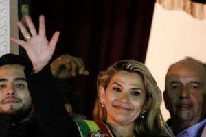 Chủ tịch Thượng viện Bolivia sẽ đảm nhiệm chức vụ Tổng thống tạm thời