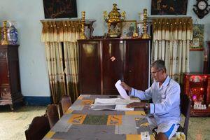 Vụ tranh chấp tài sản chung tại Biên Hòa, Đồng Nai: Cụ ông mắc ung thư mòi mỏi chờ ngày mở phiên tòa