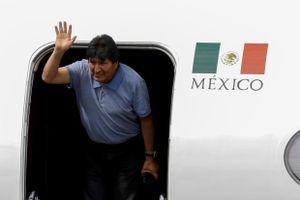 Gian nan đường đến Mexico tị nạn của cựu Tổng thống Bolivia