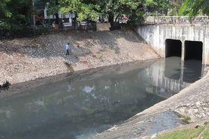 Dừng thí điểm công nghệ Nhật, Hà Nội tính cứu sông Tô Lịch bằng nước sông Hồng