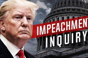 Lộ chiến lược của Nhà Trắng ráo riết phản đòn luận tội ông Trump