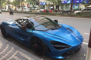 Muốn kiểu chống trộm gương siêu xe cực độc của đại gia Việt