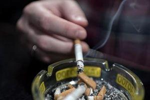 Hút thuốc làm tăng gấp đôi nguy cơ mắc bệnh trầm cảm và tâm thần phân liệt