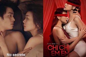 'Chị chị em em' tung trailer: Chi Pu là tiểu tam phá nát gia đình của Thanh Hằng ?